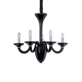 Ideal Lux WHITE LADY SP5 NERO (020501)