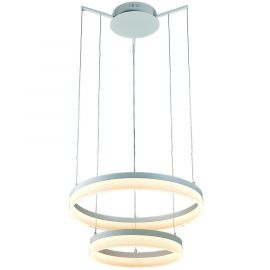 Люстра Arte Lamp A9300SP-2WH Rotondo