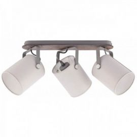 Люстра TK Lighting 1623 Relax Gray