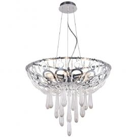 Люстра Crystal lux DOROTEA SP5 CHROME