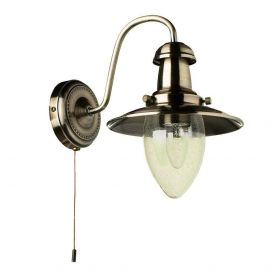 Бра Arte Lamp Fisherman A5518AP-1AB