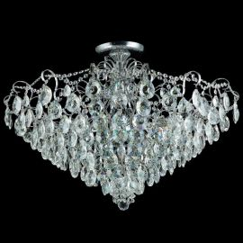 Люстра Crystal lux CONTESSA PL12 CHROME